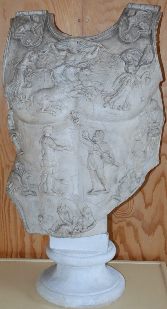 Pancíř Augusta z Primaporty