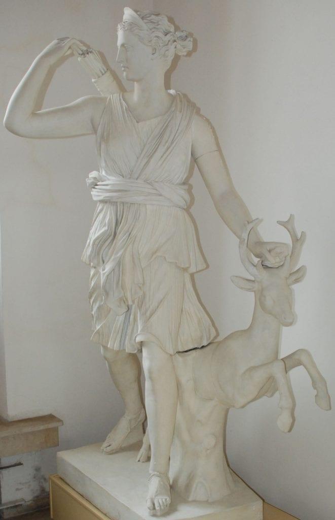 Leocharés: Artemis Versailleská