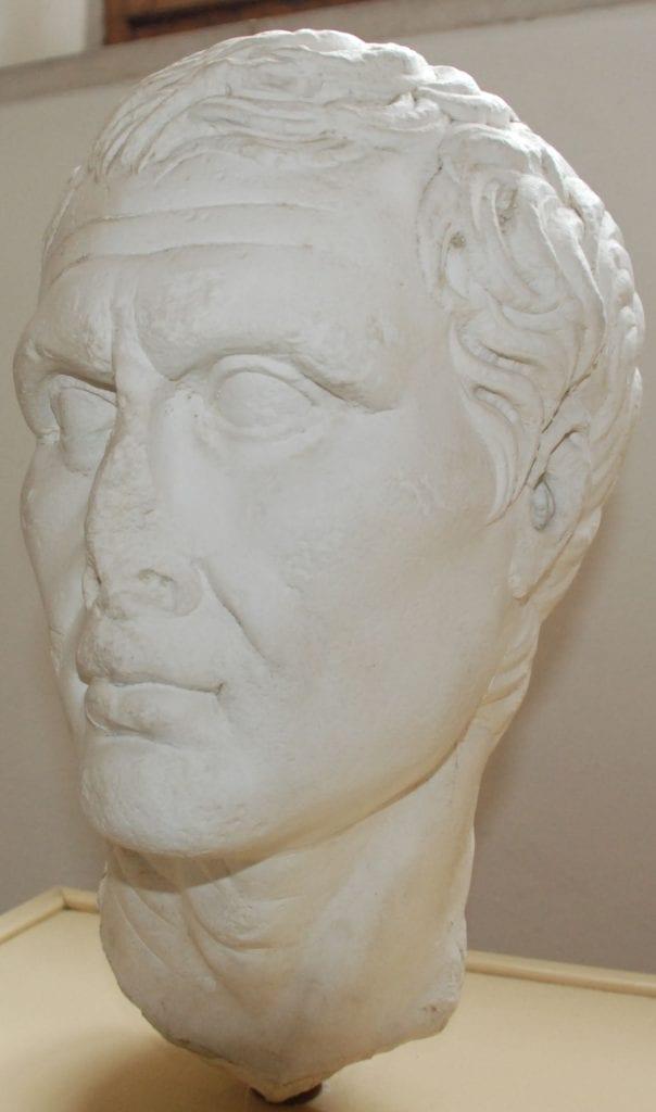 Portrét Menandra