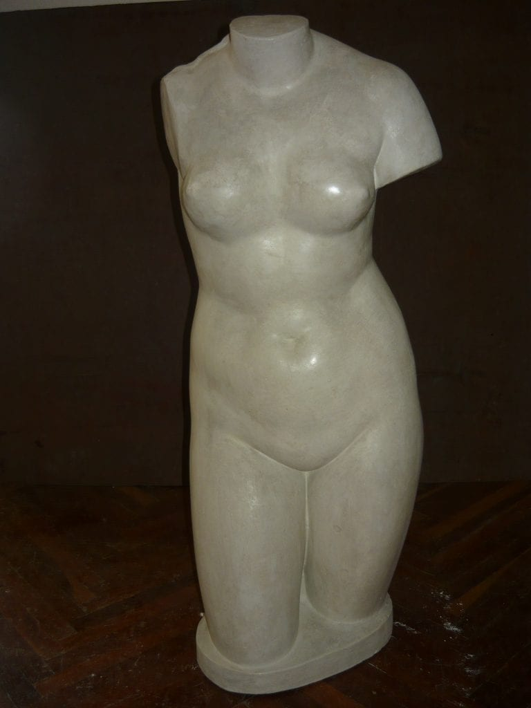 Torzo Afrodíty Knidské