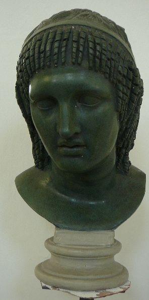 Portrét ptolemaiovského vládce